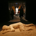 Exposición «Pompeya, catástrofe bajo el Vesubio»