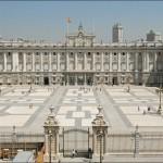 Visitando el Palacio Real de Madrid