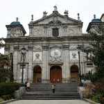 Barrio de las Salesas en Madrid