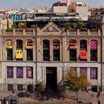 Casa Encendida en la ciudad de Madrid