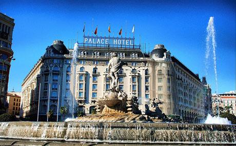 Hotel Westin Palace en Madrid
