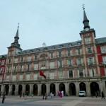 La Casa de la Panadería en la Plaza Mayor