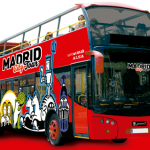 El bus turístico Madrid City Tour