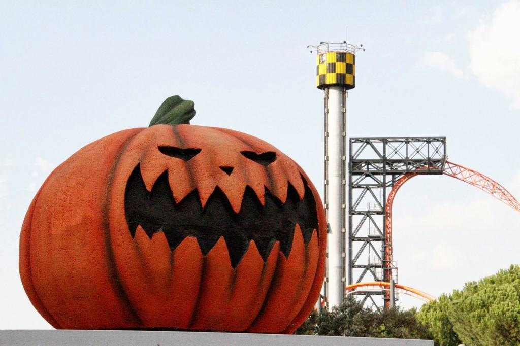 Parque de Atracciones de Madrid - Halloween