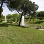 EL Parque de San Isidro
