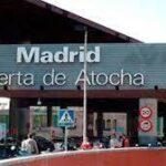 Desde Málaga a Madrid en AVE
