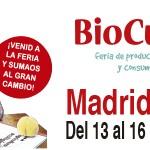 BioCultura en Madrid