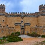El Castillo Nuevo de Manzanares el Real o Castillo de los Mendoza