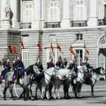 Los cambios de guardia en Madrid