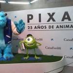 Pixar en Caixaforum