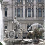 Fuente Cibeles, Madrid