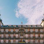 Desde Salamanca a Madrid en AVE