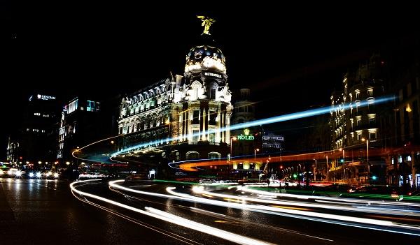 Desde Pontevedra a Madrid en Tren