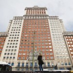 El Edificio España en Madrid