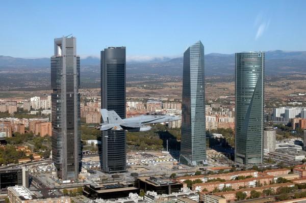 Rascacielos en madrid de viaje por madrid de viaje por - Montadores de pladur en madrid ...