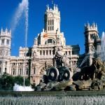 Las Celebraciones del Real Madrid en la Plaza de Cibeles