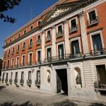 El Palacio de Buenavista en Madrid