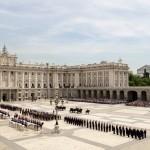 El Relevo Solemne de la Guardia Real