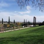 El Parque Juan Carlos I en Madrid