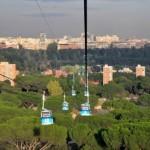 El Teleférico de Madrid