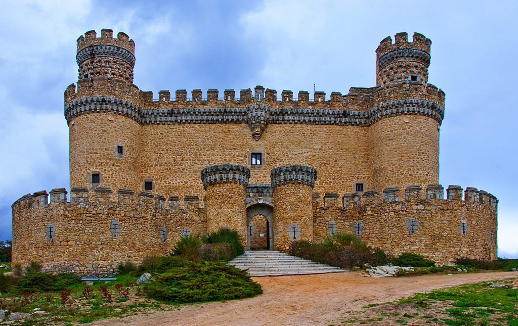 Castillo Nuevo de Manzanares el Real