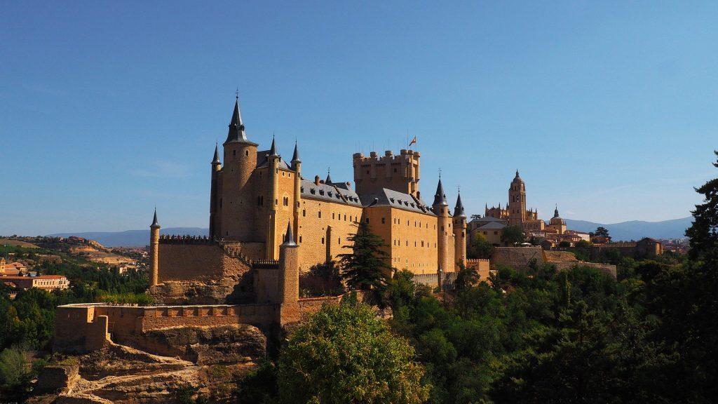De Madrid a Segovia
