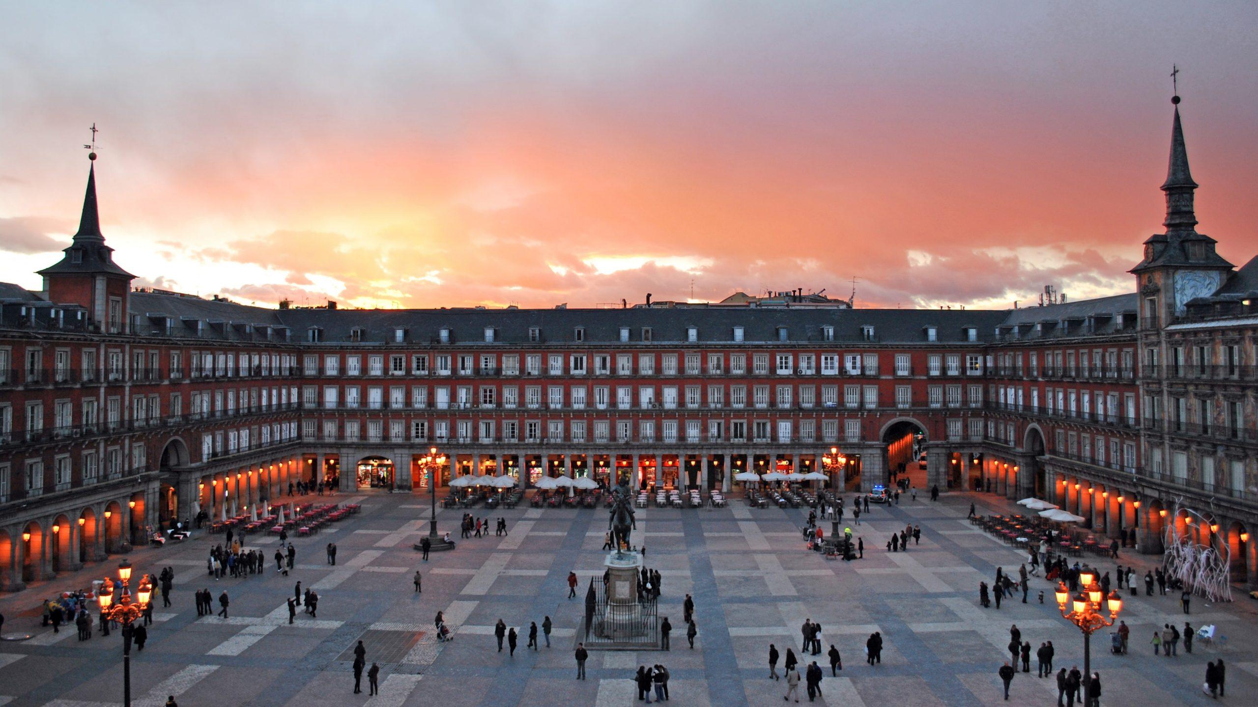 Madrid, turismo