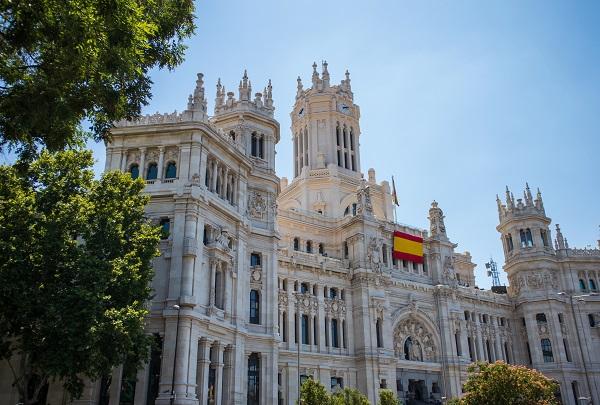 De Almería a Madrid en Tren